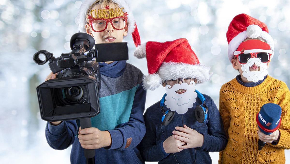 WDR Kinderreporter zu Gast bei LA MECHKY PLUS