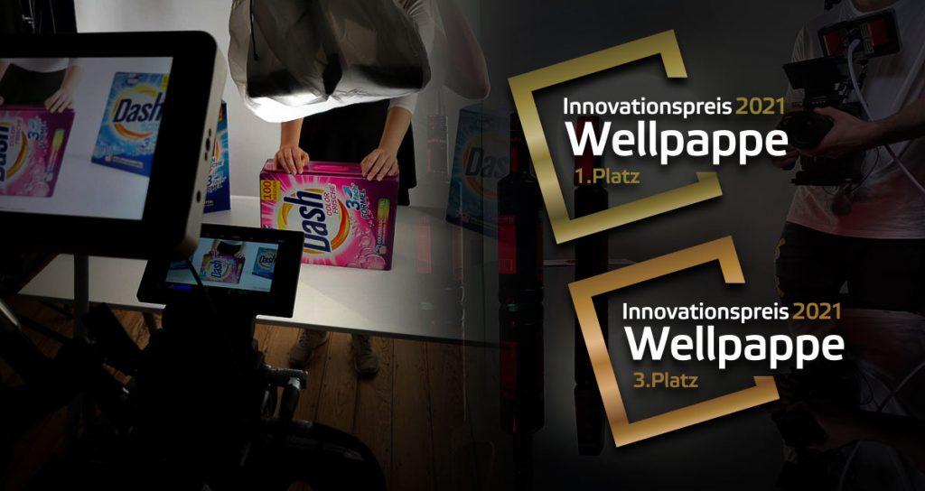 """Doppel Gewinner des """"Innovationspreis Wellpappe 2021"""" VDW - Verband der Wellpappen-Industrie"""